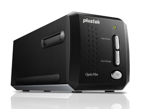 2PX0321 - Plustek OpticFilm 8200i Ai Film Scanner