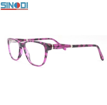 56c65d88f0c China wholesale fashion acetate Glasses spectacle frames in wholesale price  in ready stock