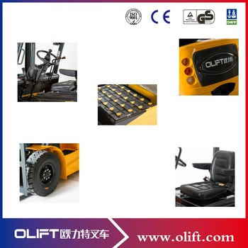 The Most Popular Products Olift Electric Forklift Operator's Daily  Checklist With Certificate Ce Iso And Sgs - Buy Electric Forklift  Operator's Daily
