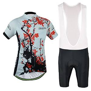 Get Quotations · 2016 New Men s Aogda White Cycling Jersey Mesh Fabric  Bicicleta Cycling Short Sleeve Jersey Summer Cycle fb9425d02