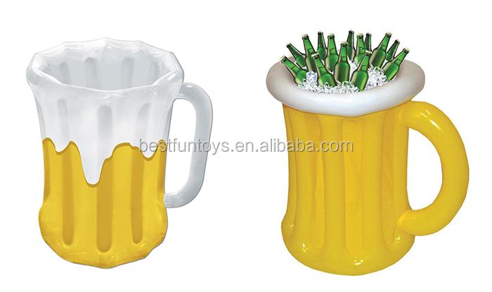 Fête de la bière gonflable bière Stein Cooler