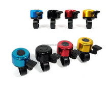 bicycle bell in any color and with customized logo / metal bike bell for promotion