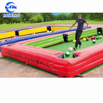 Cheap Adult Modern Outdoor Games Used Inflatable Snookball Table Football  Pool Table For Sale, View snookball, AM Product Details from Guangzhou