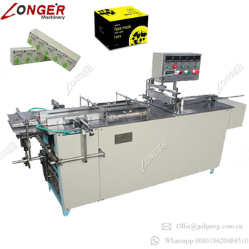 Transparent Plastic Film Stationery Paper Box Wrapping Wrapper Machinery Healthy Food Box Cellophane Overwrapping Machine Buy Healthy Food Box