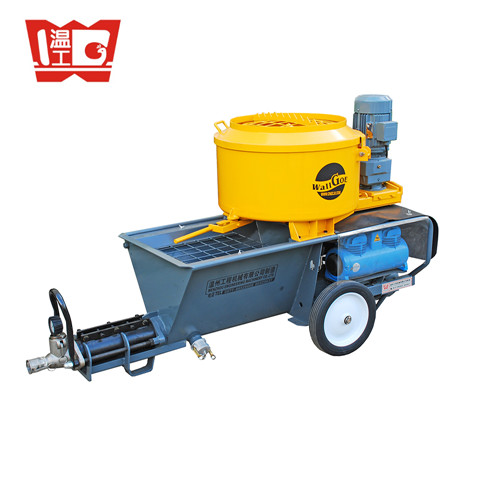 SJ 200 Repeated mortar mixer