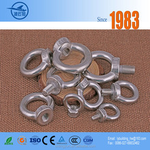 Steel Eye Bolts/Stainless Steel Screw Eyes/Eyebolts/Eye Screw