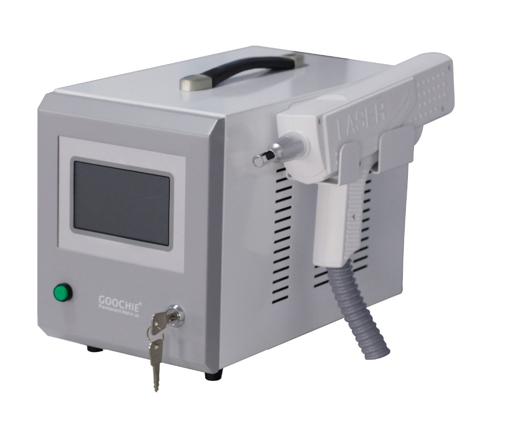 Goochie OEM Supply Tattoo Laser Removal Machine