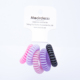 tieling xinzhen matte elastic coiled telephone cord hair ties schunchy