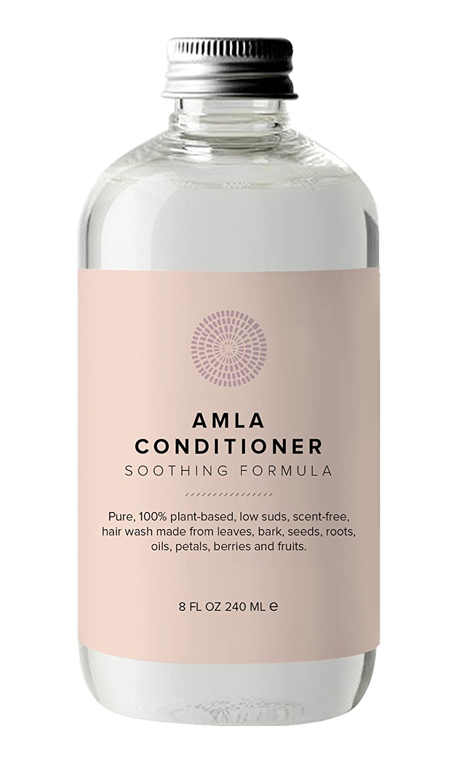 Hairprint - 100% Plant-Based/All Natural Amla Conditioner (8 fl oz/240 ml)