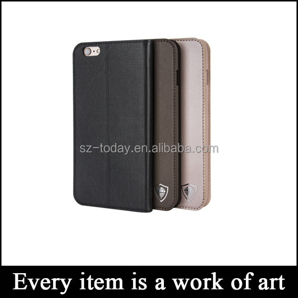 Manufacturer wholesale hot sales Genuine Leather radiation protect mobile <strong>covers</strong> for iPhone/Samsung /Hawei