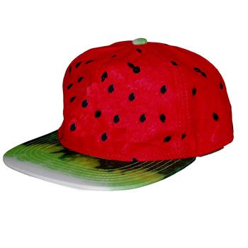 Custom different types of snapback hats caps men watermelon hats b5c530b0faa