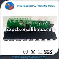 electronics ENIG/OSP/Gold Plated pcb board assembly for recycling machine in China