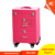 Hot Recommend Pink Pvc Rolling Nail Polish Box, Pvc/Pu Nail beauty Tools Organization Case