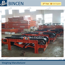 Maintenance Friendly New Design ICS Electronic Conveyor Belt Scale System