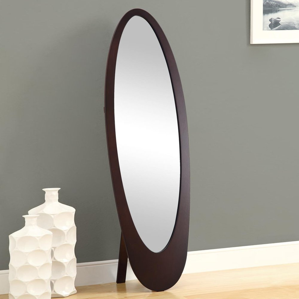 Modern Living Room Mirror Stand Buy Oval Shaped Mirror