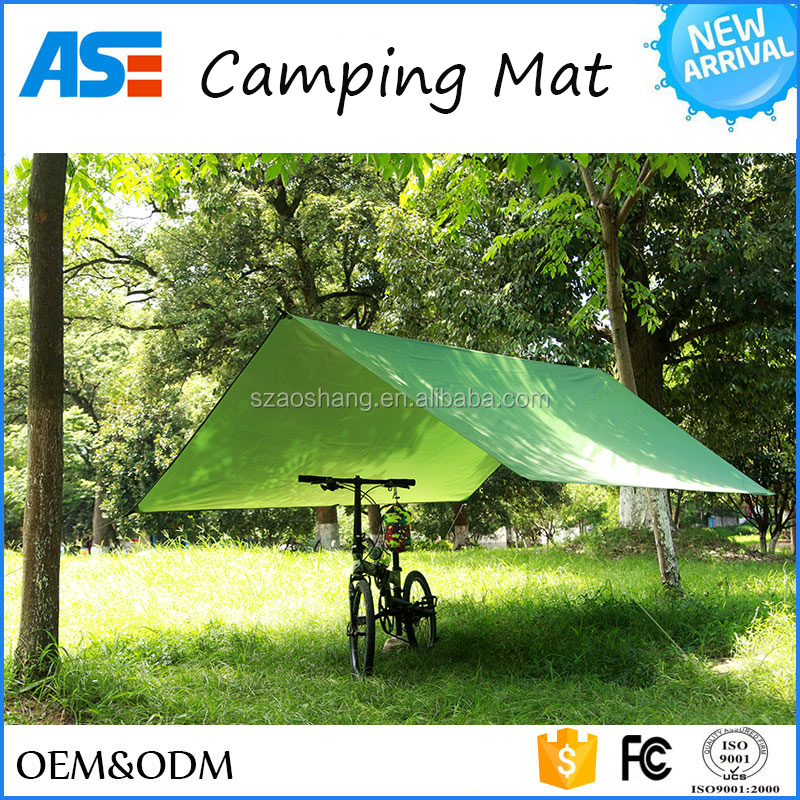 2017 Hot selling Rain Fly for Beach Outdoor Travel Camping and Picnic Mat