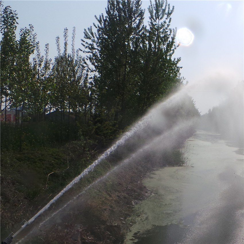 Klicker rain gun/big gun sprinkler