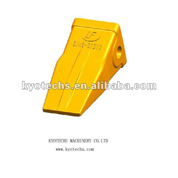 61n6-31310 Bucket Teeth - Buy Bucket Teeth,Excavator Bucket Teeth,Bucket  Teeth For Hyundai Product on Alibaba.com