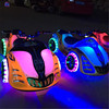 Electric car 4 wheels kids motorbike games machine magic chariots ride for malls
