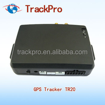 Vehicle tracking unit using gsm gps gprs network real time tracker