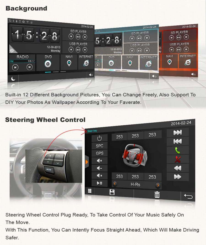 Autocardvdgps witson auto car dvd gps navigation for hyundai matrix 2004-2010 steering  wheel control front dvr capacitive screen - buy auto car dvd gps navigation