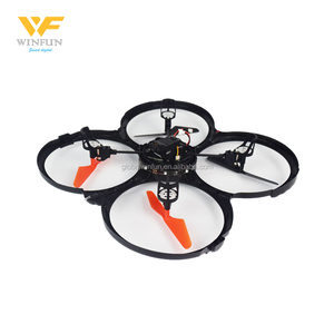remote control skyline rc drone fpv aircraft 4 axis quadcopter kit with 2MP camera