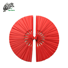 High quality Chinese Dragon and Phoenix Martial Arts Kung Fu Tai chi Bamboo Hand Fan