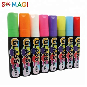 Popart Chalk Marker Pen Sales 3 6 8 10 15mm Tips Imported Ink Kids Art And Painting Liquid Chalk Markers Cyber Monday Wholesale Buy Popart Chalk Marker Pen Sales Art Drawing Marker Body Art Marker Product On