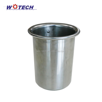 deep drawing aluminum canister