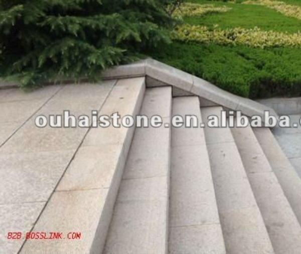 Top quality granite stepping stone landscaping stepping stones