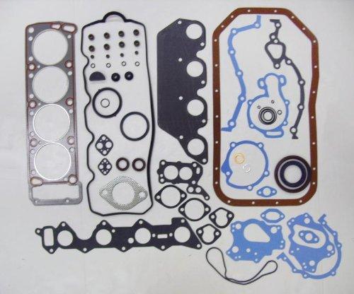 87-88 Mazda B2600 AM1 /G54B 2.6L 2555cc L4 8V SOHC Engine Full Gasket Kit Set (FelPro: HS8770PT-1, CS8770)