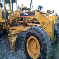 Used MOTOR GRADER Cat 120G Teeth Ripper /Used CAT Grader 12G 120G 14G 140G in good condition