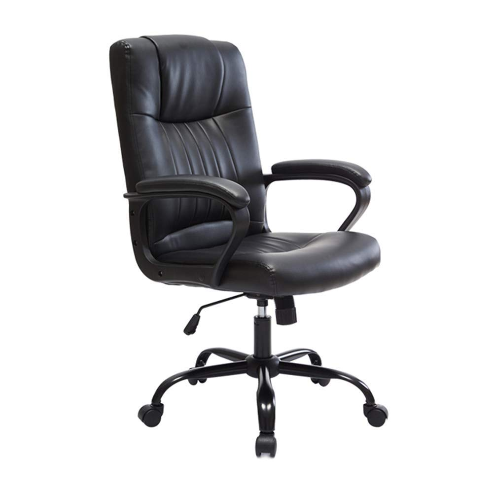 QFFL jiaozhengyi Swivel Chair,Computer Chair Office Chair Backrest Chair Student Chair Household Lift Swivel Chair (Color : Upgraded Version)