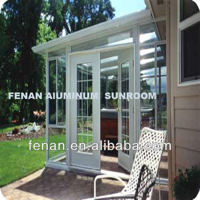 Perfil de aluminio terraza acristalada cuartos e for Productos para impermeabilizar terrazas transitables