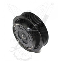 Auto Air Conditioning denso 6seu14c Compressor Magnetic Clutch For Bus And Car