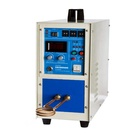 factory low price IGBT 50kw Gear Metal quenching heat treatment Induction Hardening Machine