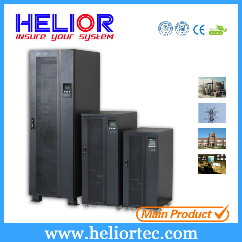 Online UPS, Three Phase UPS, UPS Power Supplier Manufacturer & Supplier (Centrio 3C3 )