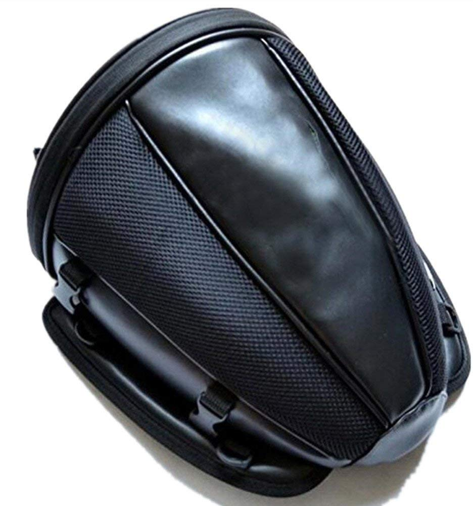 db14a7afb2d7 Get Quotations · Wei fei Motorcycle Tail Bag Travel Waterproof Riding Rear Seat  Bag Racing Brigade Shoulder Bag