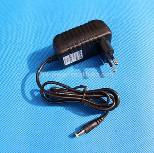 KC certified 5V 1A 2A 3A 4A wall plug in power adapter