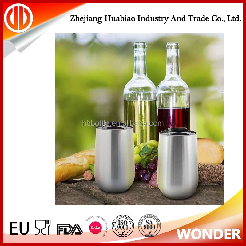 maunfacturer stainless steel cooler bottle for beer or red wine keep beer cold/ beer bottle keeper