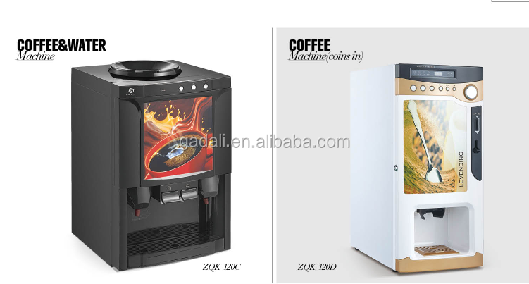 Hot sale coffee grinder machinecoffee machine+grinder coffee machine italian