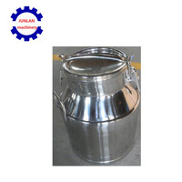 transportation stainless steel milk can 304