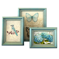 Unique Square Cheap Deep PS Shadow Box frame In Bulk, 4X6 8x8 8X10 Inch plastic Photo Picture Frame