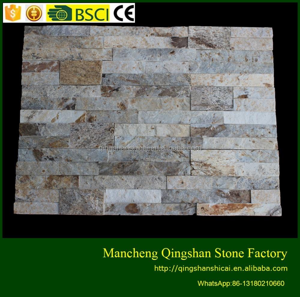 nuevos productos de baldosas de piedra natural para el de la pared exterior