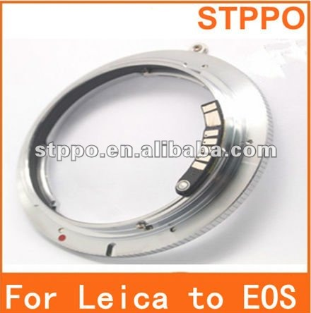 AF Comfirmation Adapter Ring for Leica Lens to Canon EOS Cameras