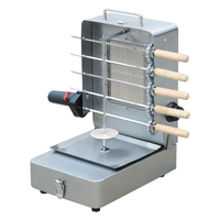 BN-RG02 Outdoor gas bbq grill / Camping automatic kebab machine
