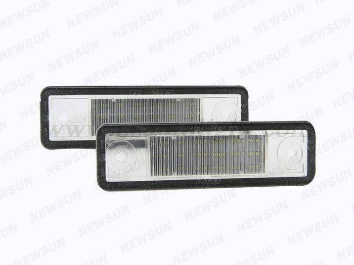 Canbus No Error Car Led License Plate Lamp Number Light Lamp For ...