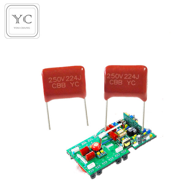 Long life stable performance capacitor 224k 250v