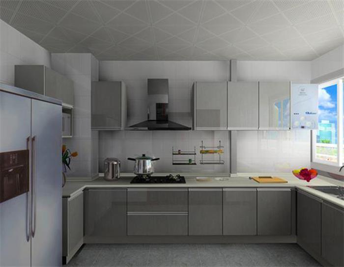 Gabinete De Cocina/melamina Diseño Muebles De Cocina/cocina Moderna ...