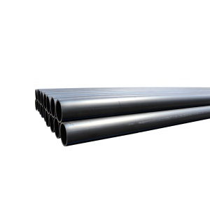 Plastic PE100 hdpe pipe for electric conduit